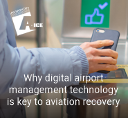 Why Digital Airport Management Technology is Key to Aviation Recovery