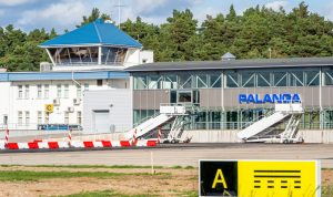 Environmentally friendly solutions are being implemented at Palanga Airport: a step towards zero carbon emissions
