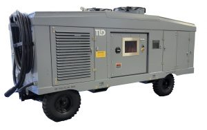 HCU-401 Military High Pressure Air Conditioning