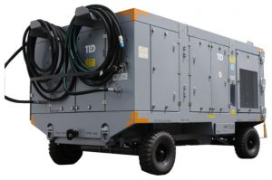 LCU-025 Military Liquid Cooling Cart