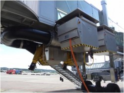 Aircraft Ground Energy System (AGES) - 400 Hz Power and Pre-Conditioned Air (PCA)