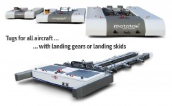 Aircraft Positioning Units/Tugs for Airport Operations, MRO, FBO & Aircraft Production