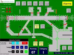 Airfield Ground Lighting Control (AGL) Systems