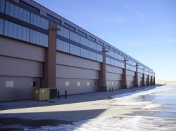 Airplane Hangar Doors