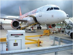 Airport AC and DC GPUs, 400Hz Convertors, Electrical Support Systems and Power Supplies