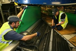 Airport Baggage Handling and Management