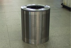 Airport Blast Resistant Trash Can / Litter Bin
