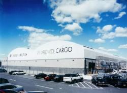 Airport Cargo Buildings