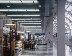 Airport Interior Design