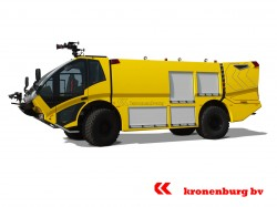 Airport Mobile Firefighting Equipment