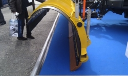 Airport Baggage Reclaim Carousel Slats, Airport Escalator & Elevator Wheels/Rollers