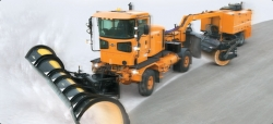 Airport Snow Vehicles - HT Tractor