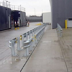 Airport Traffic Safety Barrier Systems