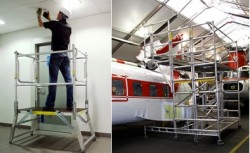 Aviation Docking and Maintenance Access Systems - Design, Manufacture & Installation