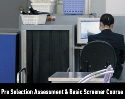 Basic Screener Training & Image Recognition courses