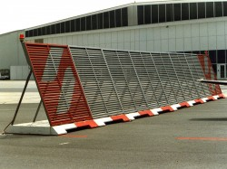 Blast-Ex - High Quality Jet-blast Protection Fences made in Germany