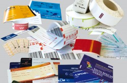 Boarding Passes, Baggage Tags, Tickets, Air Waybills, Airline Documents & In-Flight Products