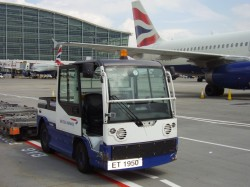Airport Vehicle Management Systems