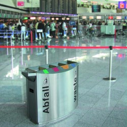 Fire-proof Litter Bins / Recycling Bins, Ashtrays