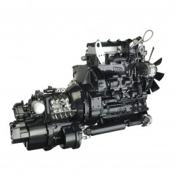 Ground Support Equipment Engines, Axles, Transmissions, Powertrains & Drivelines