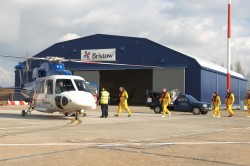 Helicopter Hangars, Aircraft Hangars and Airport Buildings
