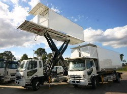 High-Lift Aircraft Ground Support Equipment