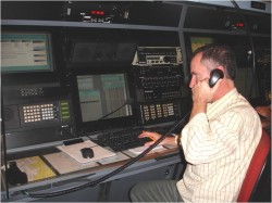 High Frequency Radio Operator (HFRO)
