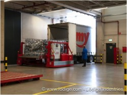 Lodige Airport Logistics - Solutions for Air Cargo Handling and Services