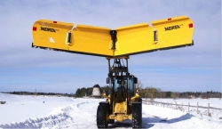 Meiren Snow - Snow Ploughs for Runway Winter Maintenance