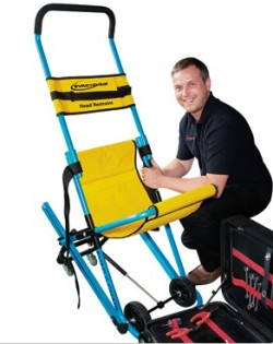 Mobility Chairs for Passenger Boarding, Transit and Evacuation
