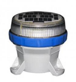 Obstruction Solar-Powered LED Lighting