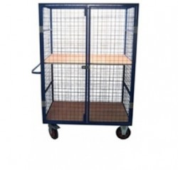 Parcel Cages and Security Cages made to your requirements