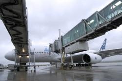 Passenger boarding bridges, PCA units and ground power units