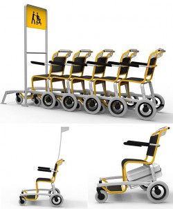 Passengers with Reduced Mobility (PRM) Solutions / Wheelchairs