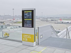 Professional Displays and Passenger Information Systems