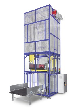 Reciprocating Lifts PH-Type for Standard and OOG Baggage