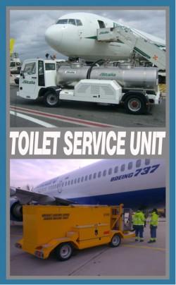 TOILET SERVICE UNIT