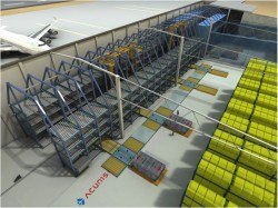 Turnkey Solutions for Air Cargo Terminals