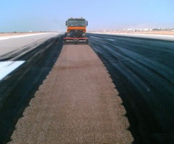 Water Jets and Vacuum Recovery for Removal of Rubber from Airport Runways