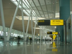 Airport Signage / Wayfinding / Information Systems / Concept and Design