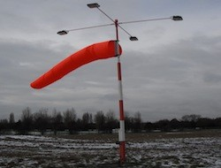 Windsocks/Windsock Masts for Airports/Airfields/Heliports
