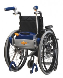 Mobility Aids for Passengers with Reduced Mobility (PRM)